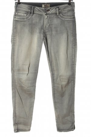 1921 Tube jeans lichtgrijs casual uitstraling