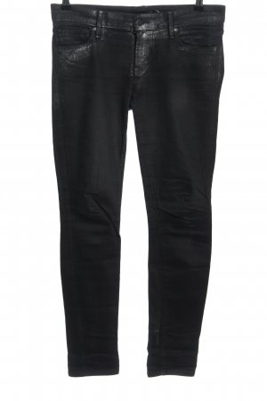 1921 Jeans skinny nero stile casual