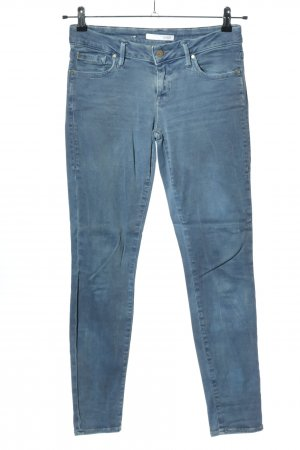 1921 Vaquero skinny azul look casual