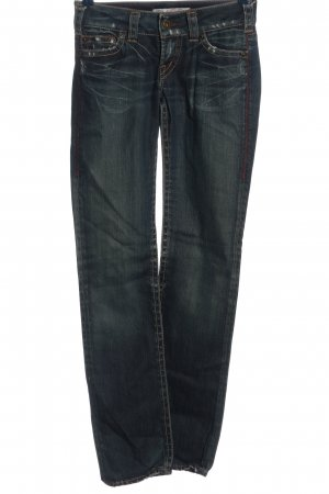 1921 Straight-Leg Jeans blau Casual-Look