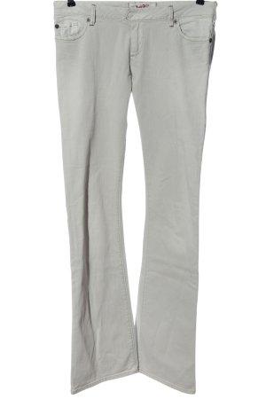 1921 Jeans met rechte pijpen lichtgrijs casual uitstraling
