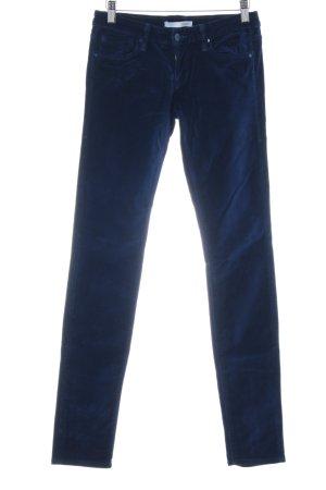 """1921 Pantalon strech """"Jenny"""" bleu foncé"""