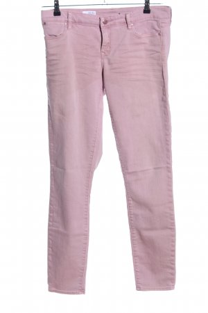 1969 Skinny jeans roze casual uitstraling
