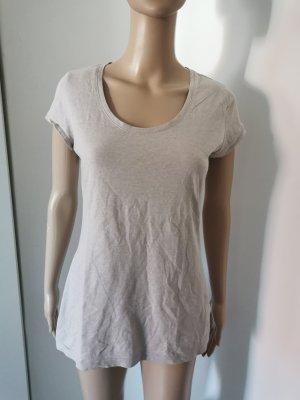 1982 Camiseta beige claro Algodón