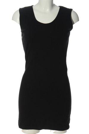 1982 Mini-jurk zwart casual uitstraling