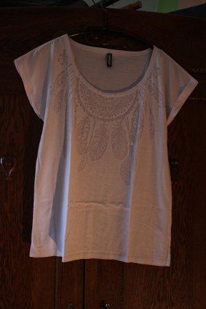1982 Camiseta blanco Algodón