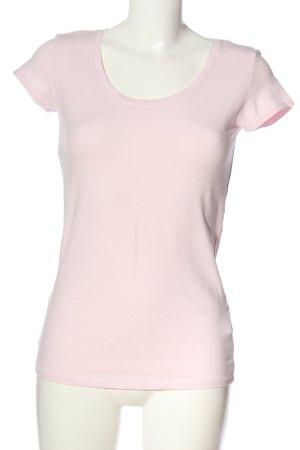 1982 Camiseta rosa look casual