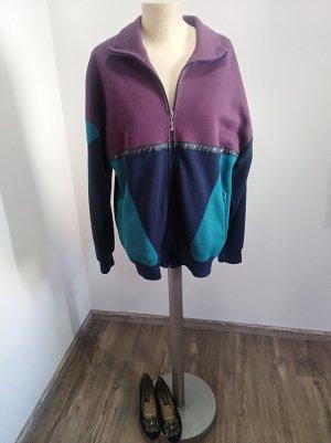 1990s Vintage Trainingsjacke Gr. M/L