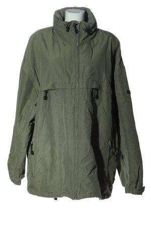 1st B Between-Seasons Jacket khaki casual look