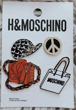 h&m moschino Spilla multicolore