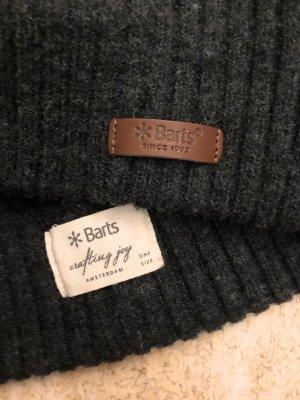 Barts Oorwarmers zwart-grijs