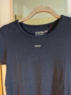 Esprit Basic topje donkerblauw