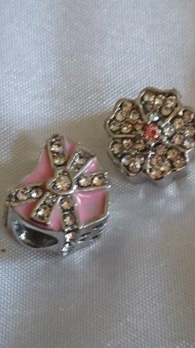 Bedel zilver-roze