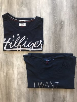 Tommy Hilfiger Denim Camiseta azul oscuro
