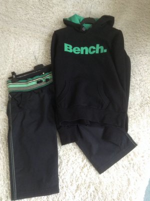 Bench Blusa con capucha multicolor