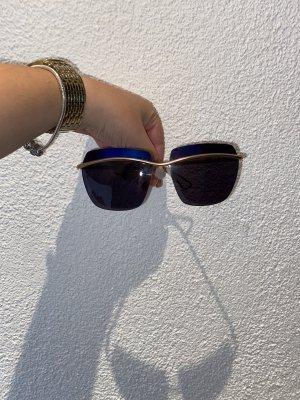 / Angular Shaped Sunglasses multicolored