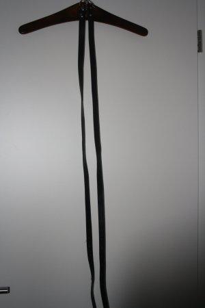 no name Cinturón de cuero de imitación negro Poliéster