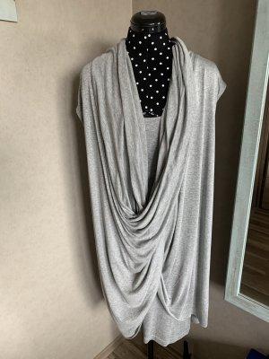 Conleys Blue Vestido estilo camisa gris