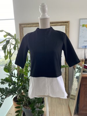 2-in-1 Pullover/Bluse