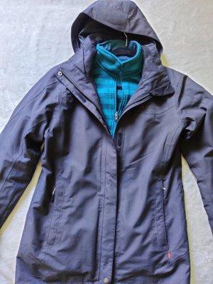 Vaude Outdoor jack donkerblauw