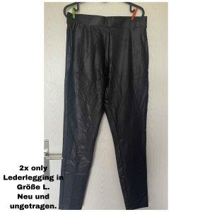 Only Leggings black