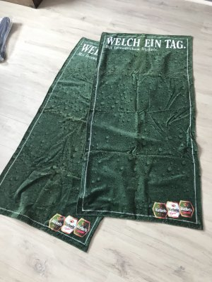 Beach Towel dark green