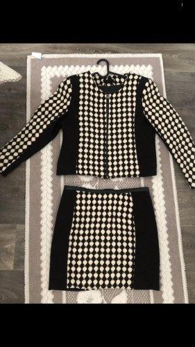 H&M Zakelijk pak zwart-room