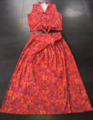 Reclaimed Vintage Maxi Dress multicolored