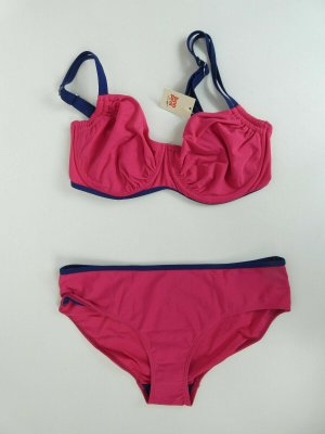 bpc bonprix collection Bikini magenta polyester