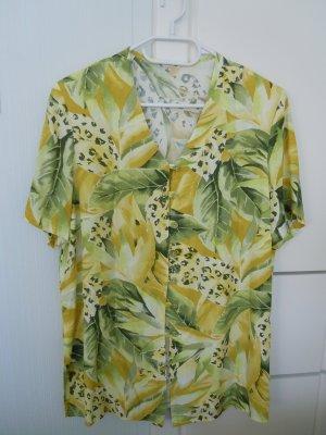 2-tlg.Sommer-Kleid im angesagten Mustermix Gr. 44