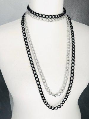 2 x Gliederketten • Modeschmuck