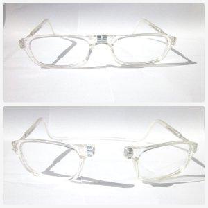 Gafas blanco