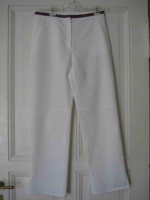 sportliche Hose in weiß von Lalique - casual Look