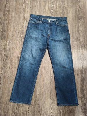 Levi's Jeans a gamba dritta blu