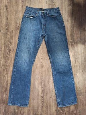 2000s y2k Tommy Hilfiger Vintage Jeans Straight leg High Waist Gr. S M