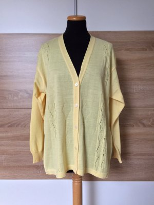 True Vintage Knitted Cardigan multicolored wool
