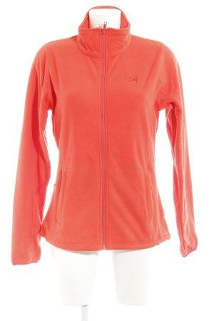 2117 of Sweden Fleece Jackets orange casual look