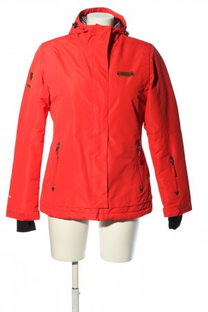 2117 of Sweden Outdoorjacke rot Casual-Look