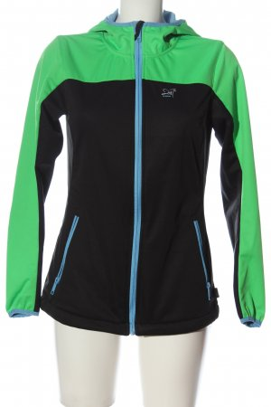 2117 of Sweden Outdoorjacke Motivdruck Casual-Look