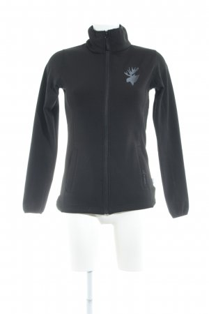 2117 of Sweden Softshell Jacket black-grey casual look