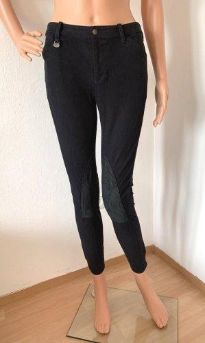 218€ Polo Ralph Lauren figurbetonte elastische Skinny Reithose Reiterhose Jeans Hose Röhrenjeans 34 XS 2 Baumwolle