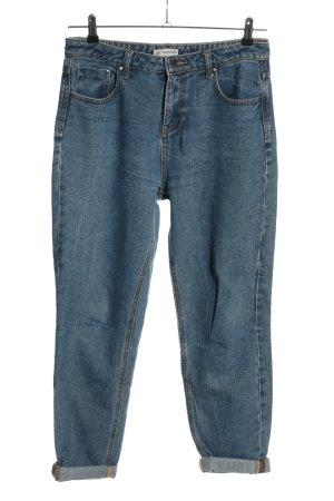 24 colours Boyfriend Jeans blue casual look