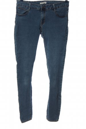 24 colours Tube jeans blauw casual uitstraling