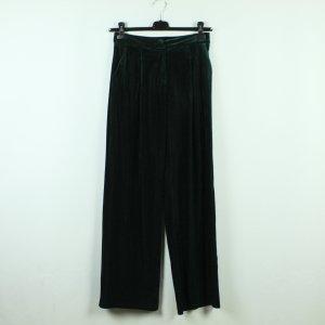 24Colours Pantalon Marlene vert foncé polyester