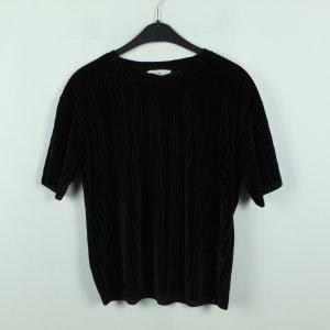 24 colours Ribbed Shirt black