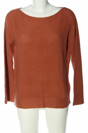 24 colours Knitted Sweater brown casual look