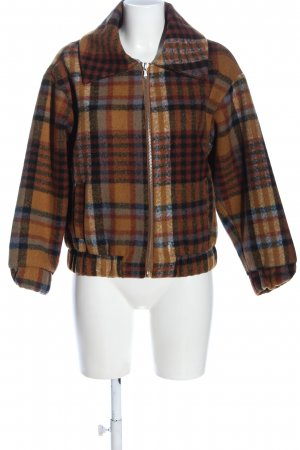 24 colours Between-Seasons Jacket allover print casual look