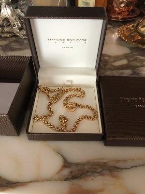 24 Karat Gold Kette, NEU ,Juwelier Schmuck
