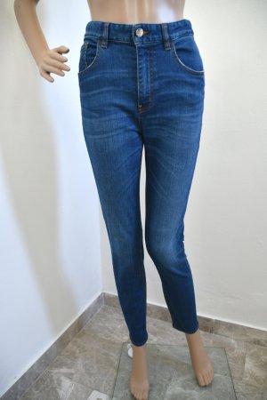 Just cavalli Jeans taille haute multicolore coton