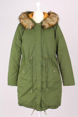 24Colours Veste d'hiver vert forêt